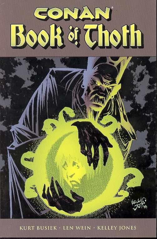 Conan Book of Thoth TPb