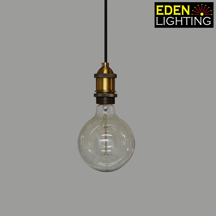 Industrial Suspension For Bulbs And Shades