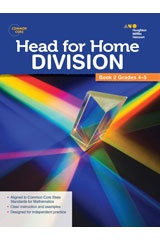 X SV 544250123 HEAD FOR HOME MATH SKILLS DIVISION 2