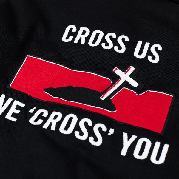 Babylon Cross Us Jacket Black