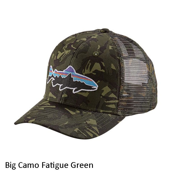 Patagonia Fitz Roy Trout Trucker Hat  31115780982