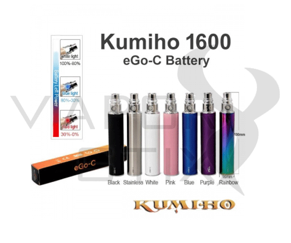 Kumiho CV 1600mAh Battery