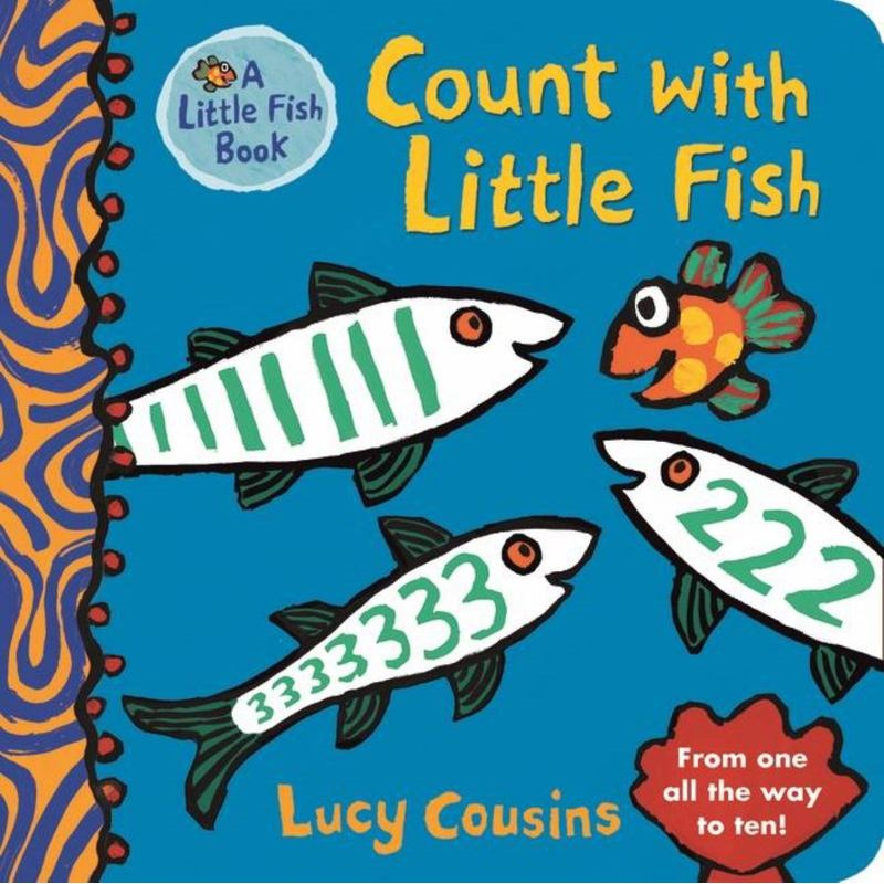 COUNT WITH LITTLE FISH (BB)