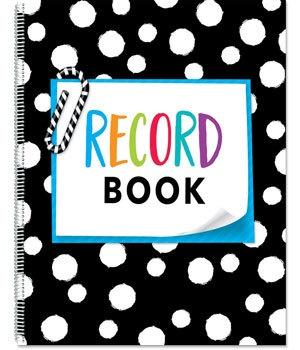 CTP 2093 BOLD & BRIGHT RECORD BOOK