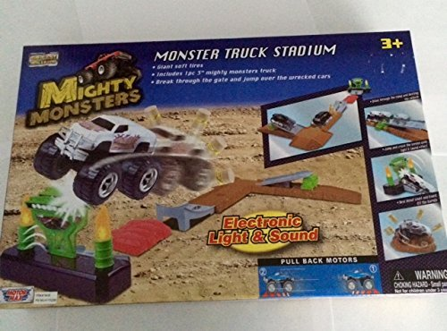 MONSTER TRUCK STADIUM