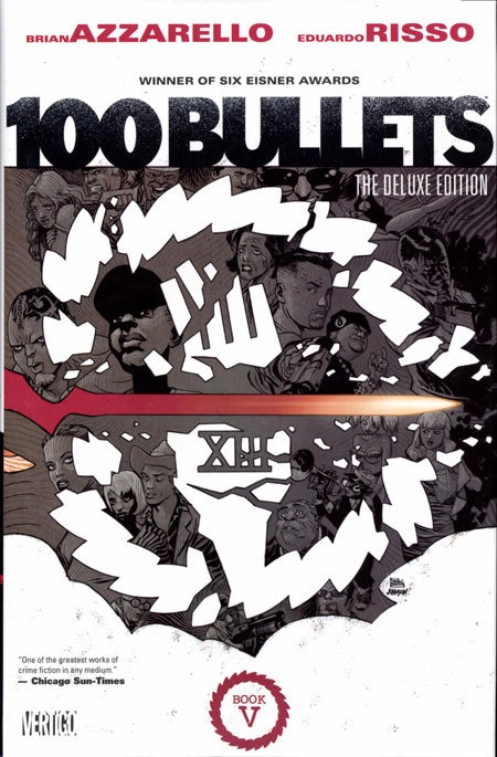 100 Bullets HC Book 05 (MR)
