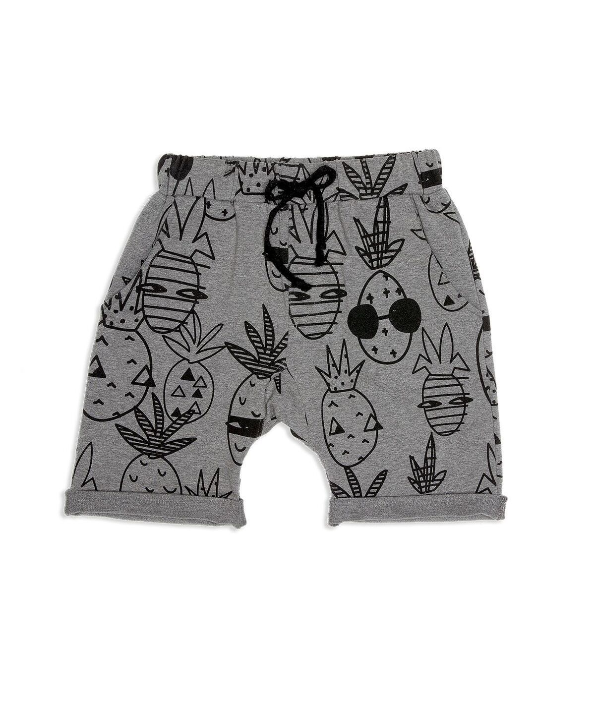 Pineapple Party Relaxed Shorts