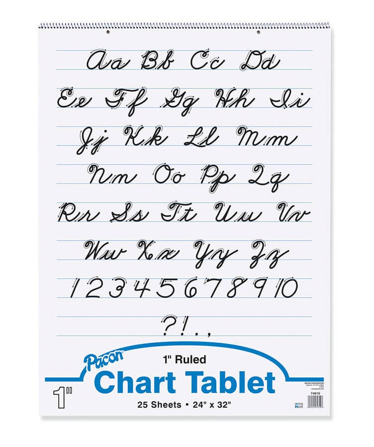PA 74610 CHART TABLET 1