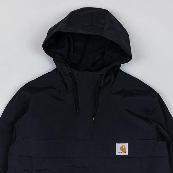 Carhartt W.I.P. Nimbus Pullover Jacket Black