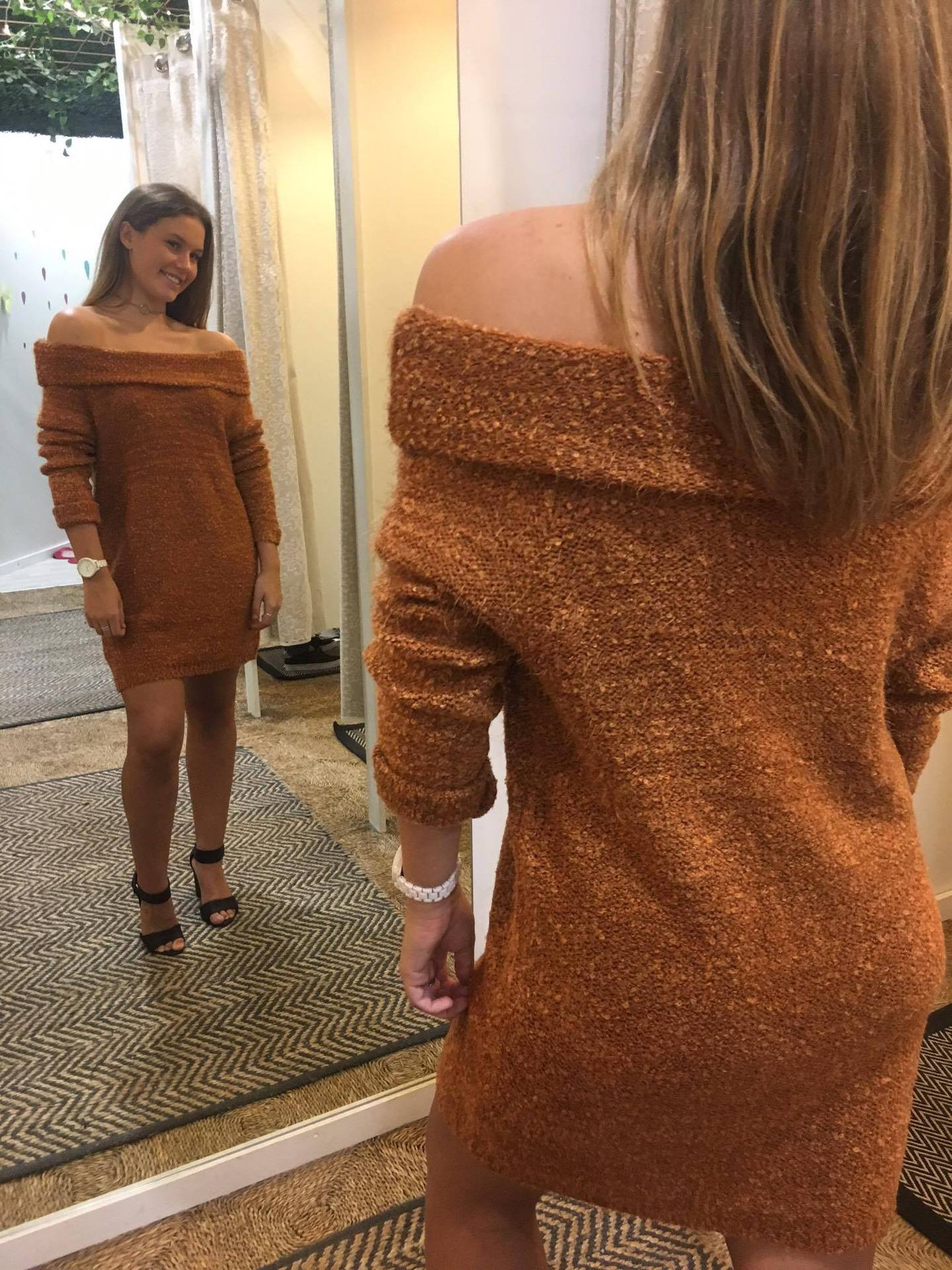 COSY KNIT DRESS / RR2053555 Image