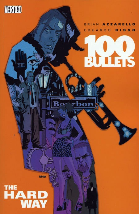 100 Bullets Vol 08 The Hard Way (MR)