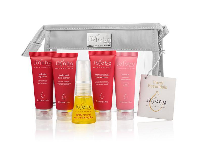 Jojoba Travel Essentials