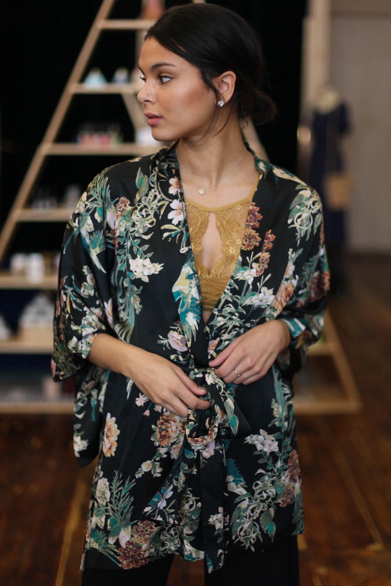Sweet Escape Kimono