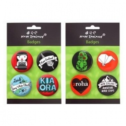 Badges NZ