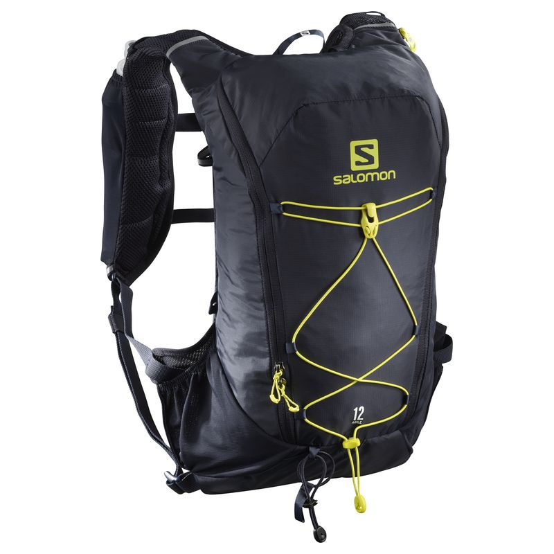 b3fcbf40 Salomon - Agile 12 Set - Night Sky/Sulphur Spring