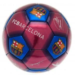 F.C.BARCELONA MINI FOOTBALL SIGNATURE