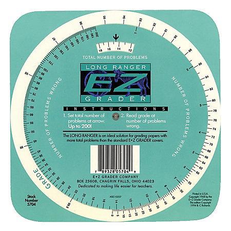 EZ 5704 EZ GRADER LONG RANGER DIAL
