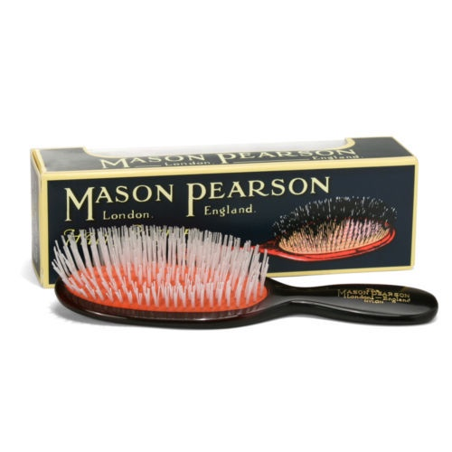 Mason Pearson pocket full nylon Brush