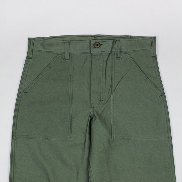 Stan Ray Original Fit 4 Pocket Fatigue Olive Sateen