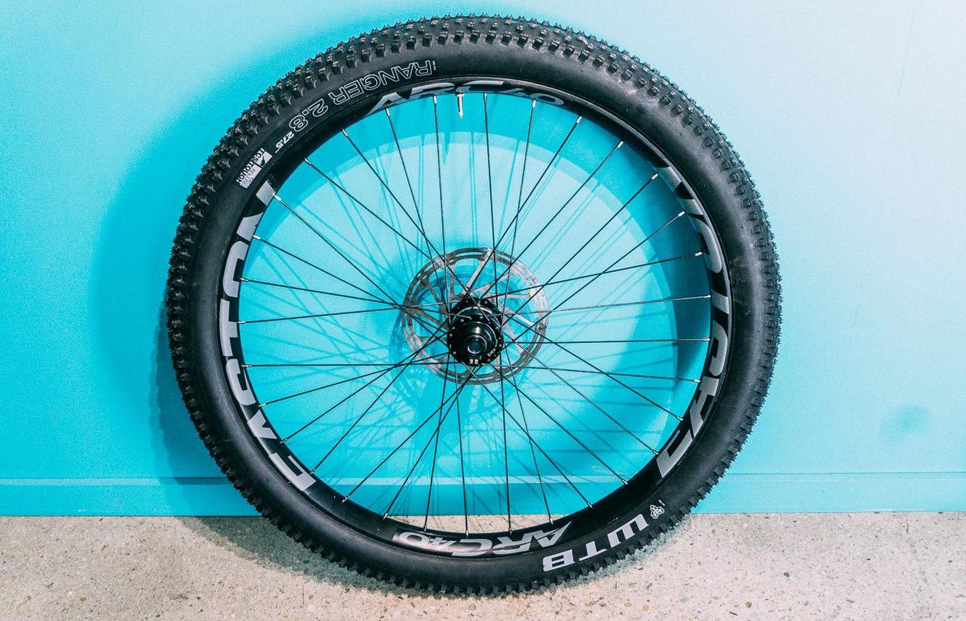 Custom Dynamo Wheel