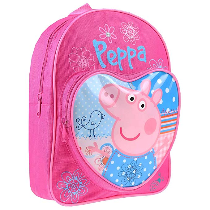 PEPPA PIG ARCH BACKPACK