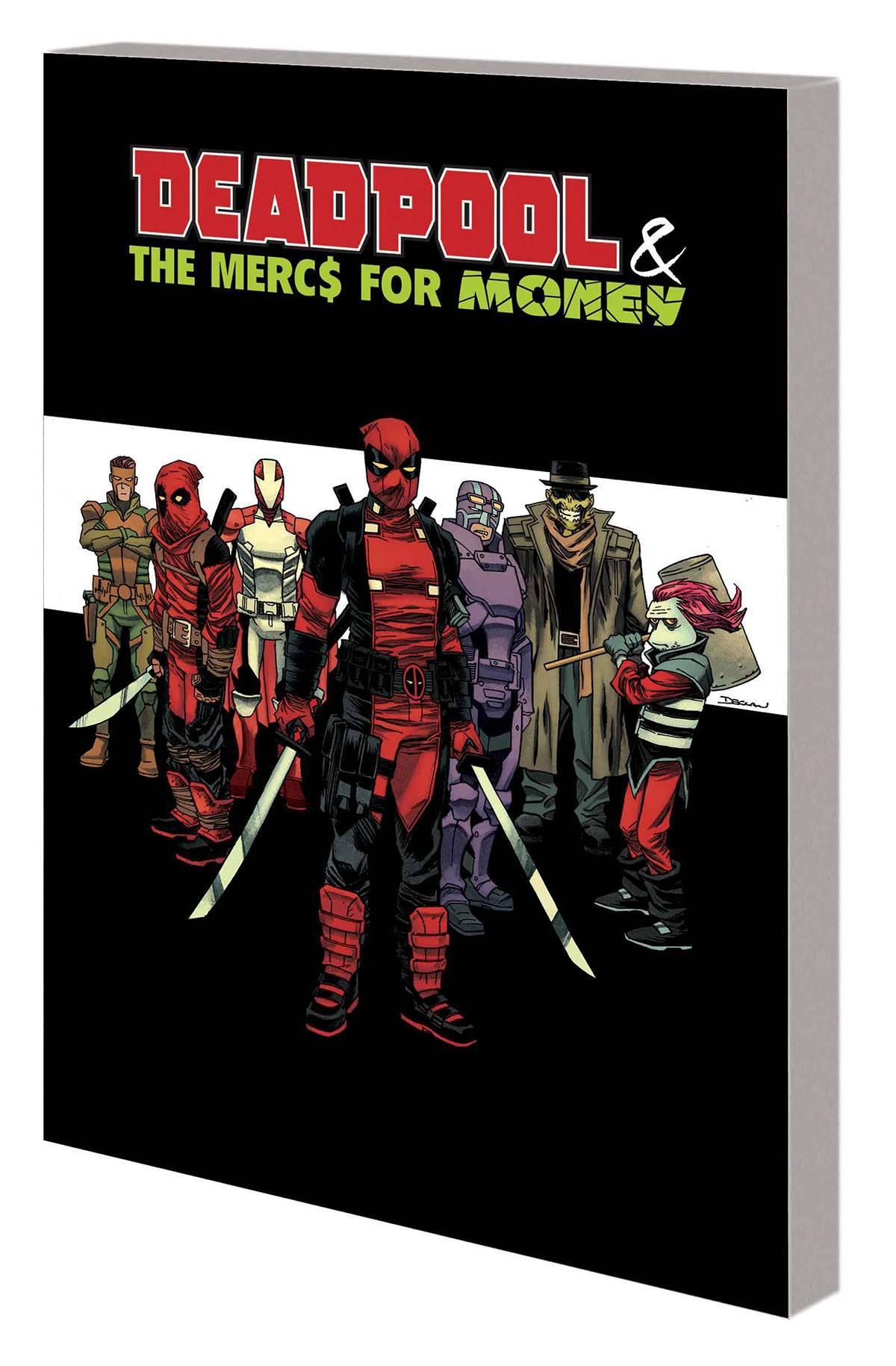 Deadpool And Mercs For Money Vol 00 Merc Madness