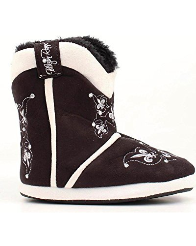 Blazin Roxx Girls Ugg Boots Black With Fluer and Crystals CLEARANCE!!
