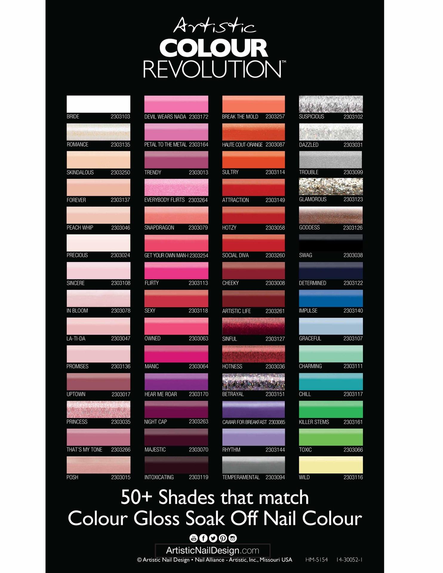 Artistic Nail Design - Profile Salon Supplies Profile Salon Supplies