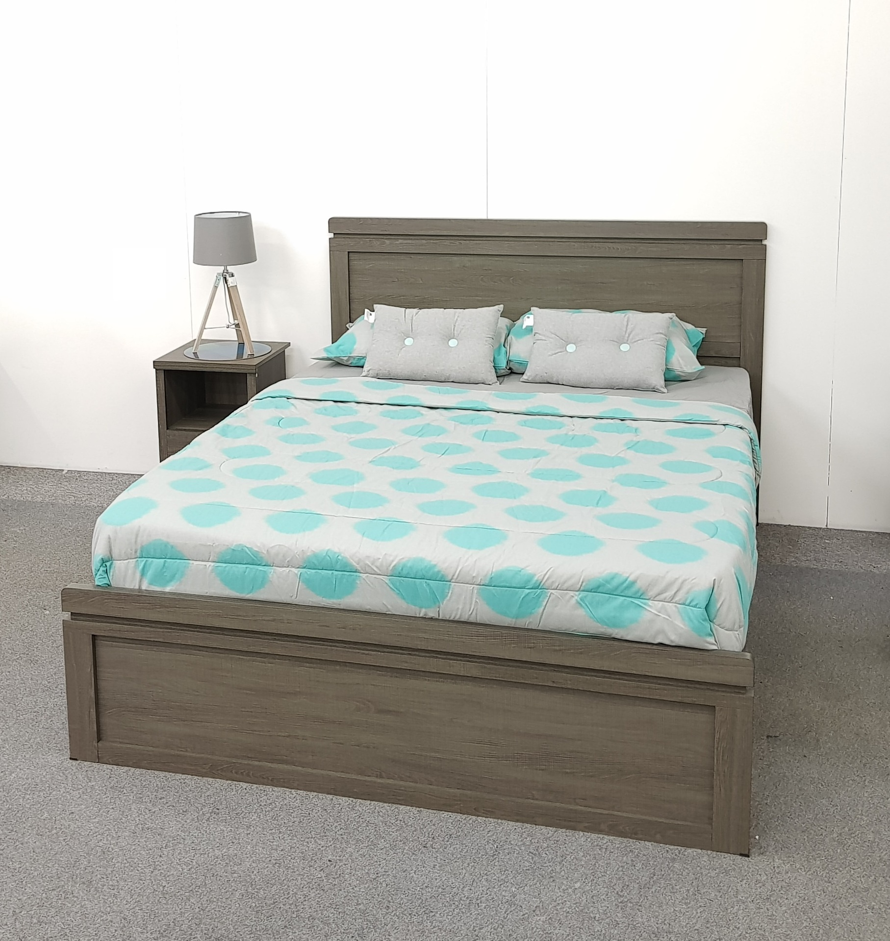 original bed french frame grey lfe collection inspiration emily