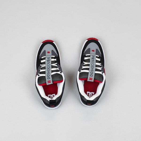DC Heritage Lynx OG Grey / Red / White