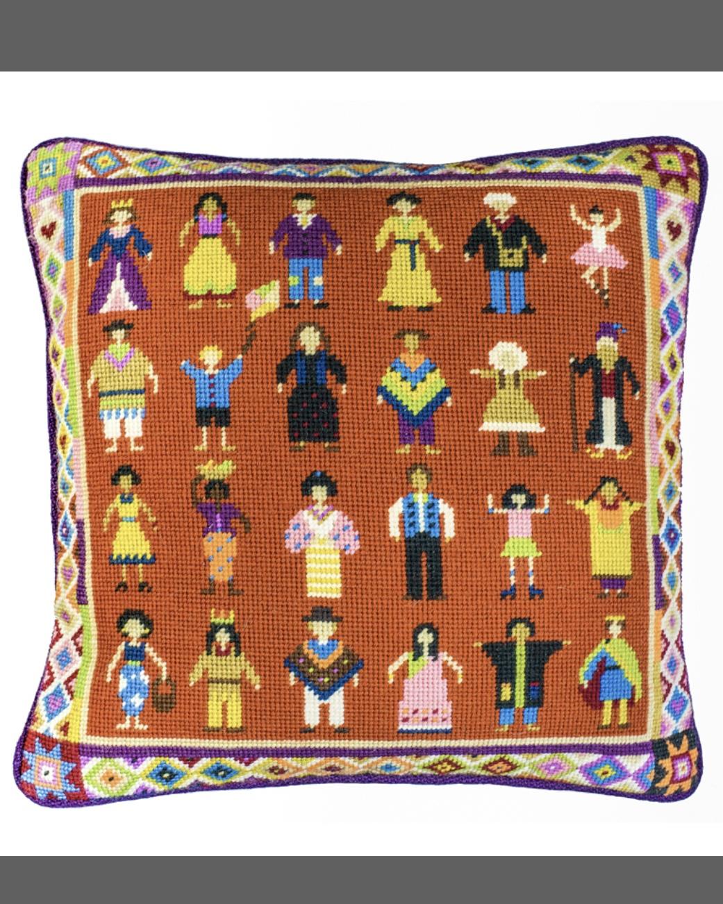 Beautiful World  Cushion