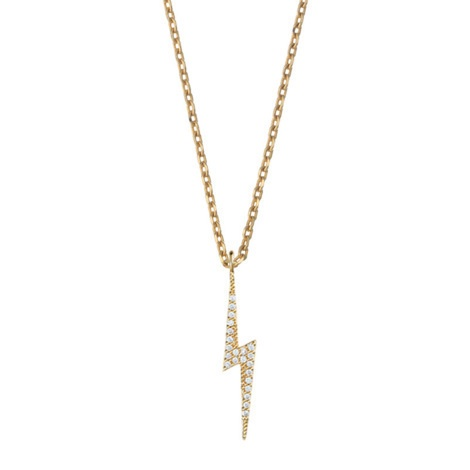 Estella Bartlett Lightning Necklace