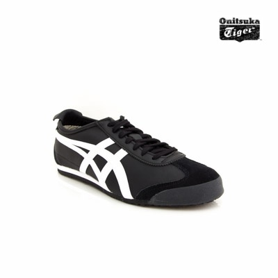new style 78136 b4433 Onitsuka Tiger Mexico 66 Black White M 9001