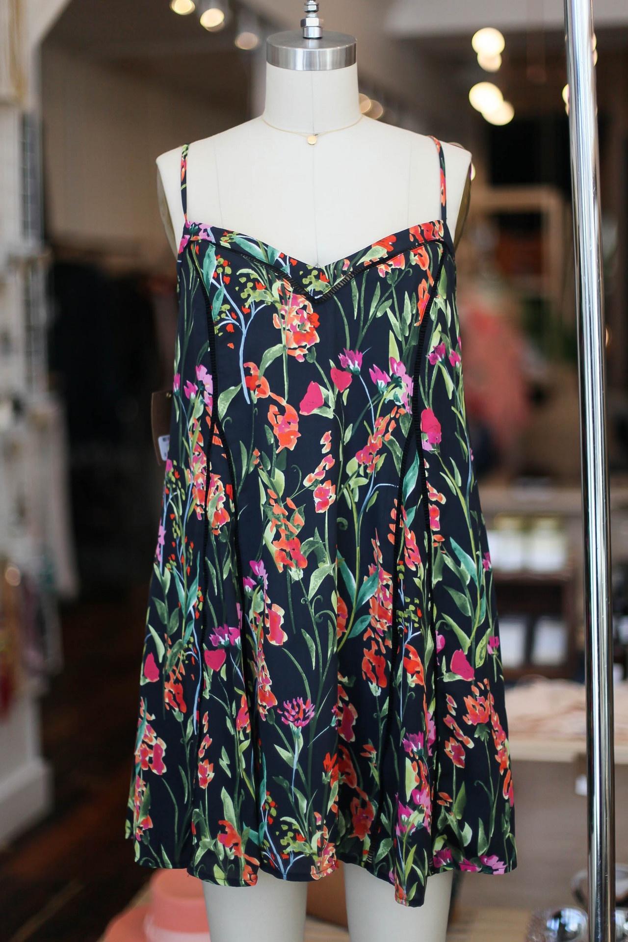 Tropical Getaway Dress