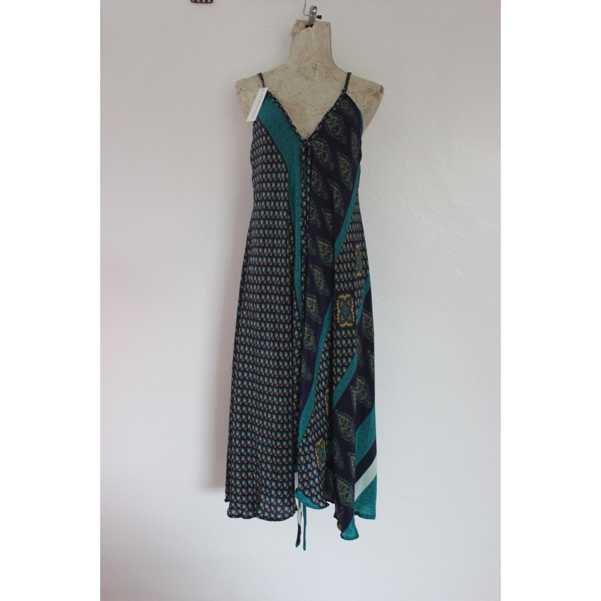 Sari Dress Short