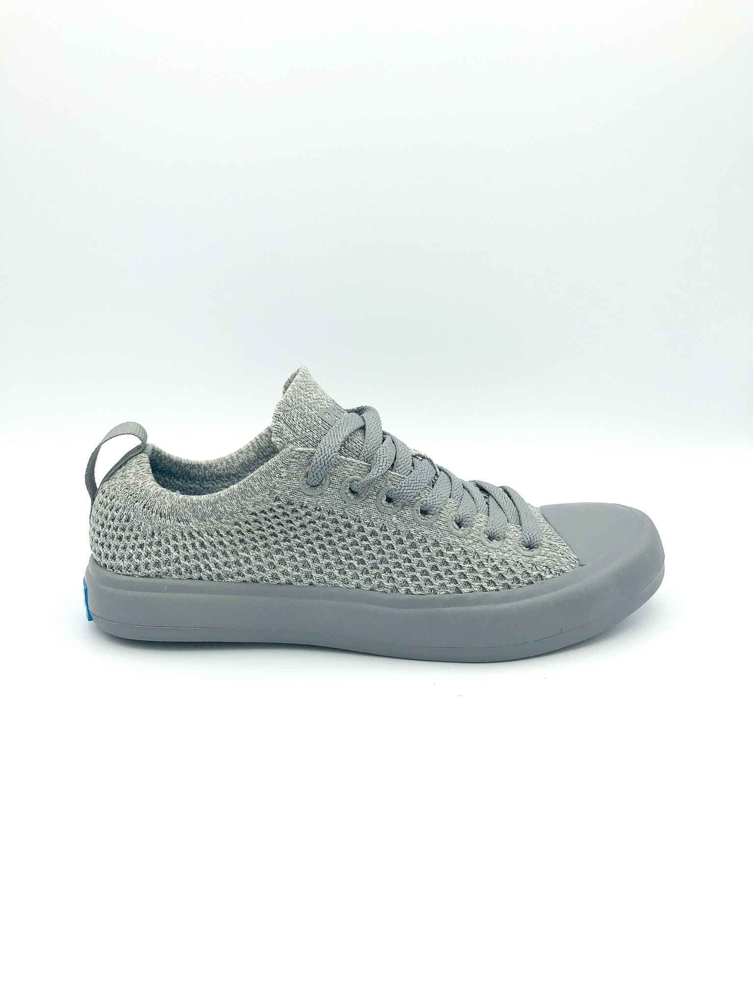 56ae8f94159 PEOPLE FOOTWEAR - THE PHILLIPS KNIT IN THUNDER GREY/GALLERY GREY - the  Urban Shoe Myth