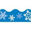 T 9859 SNOW FLURRIES BORDER