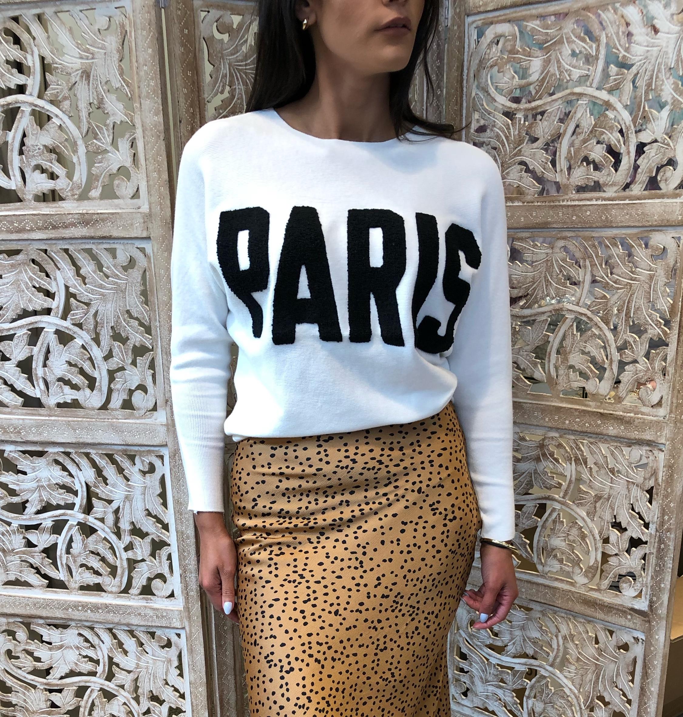 Paris City Knit
