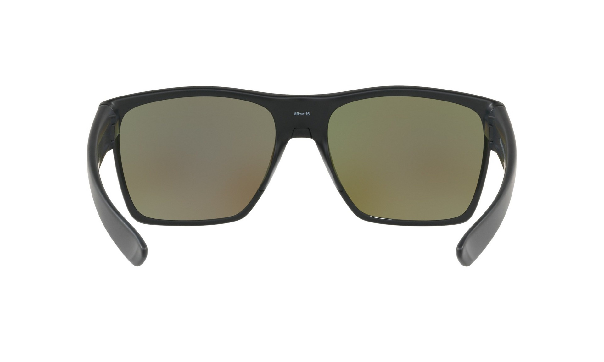 d6a2fb075b4 Oakley Two Face XL - Matte Black w Prizm Sapphire Polarized - Out There Surf