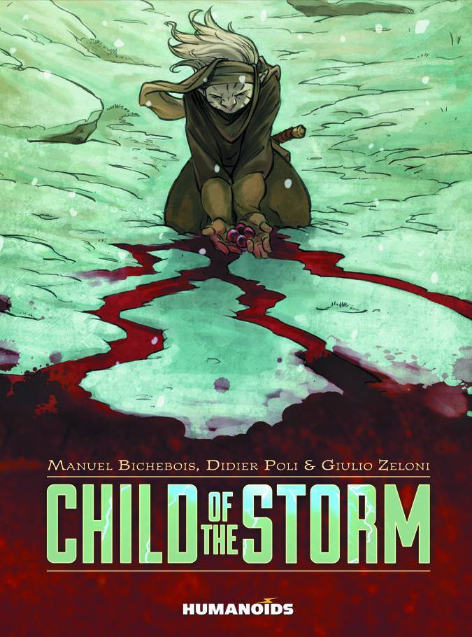 Child of The Storm HC (MR)
