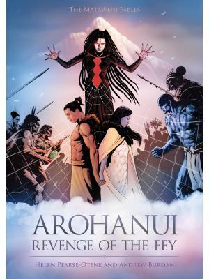 Arohanui Revenge of The Fey