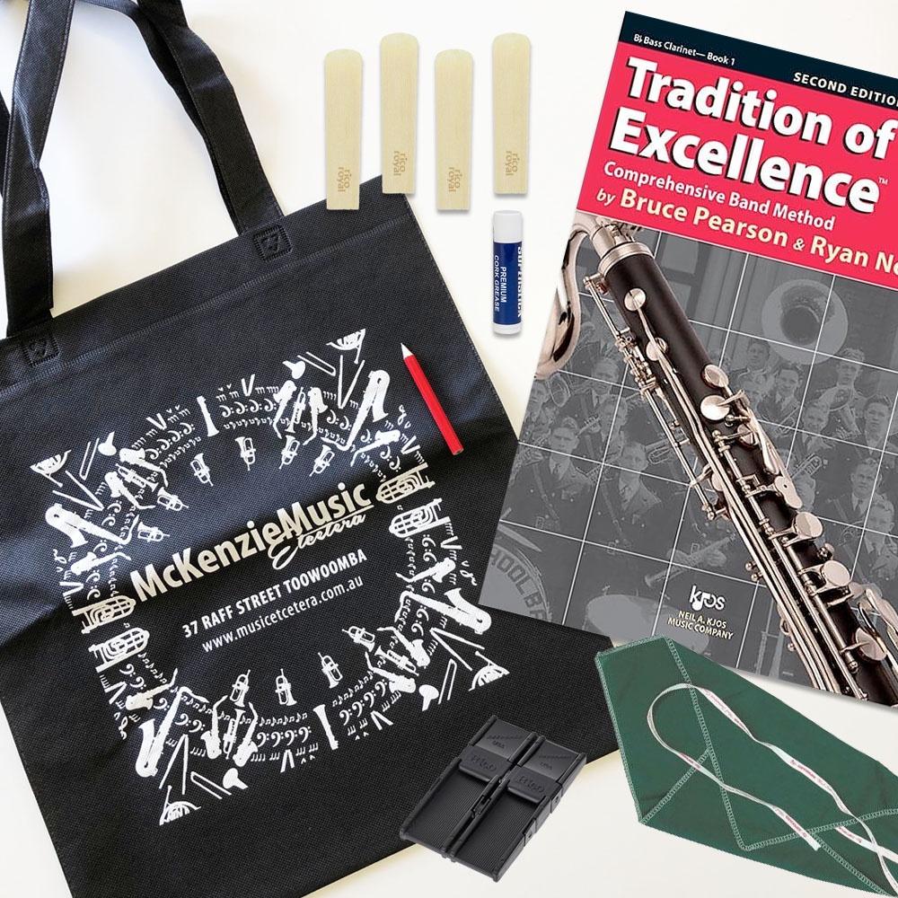 Bass Clarinet Beginner Kit