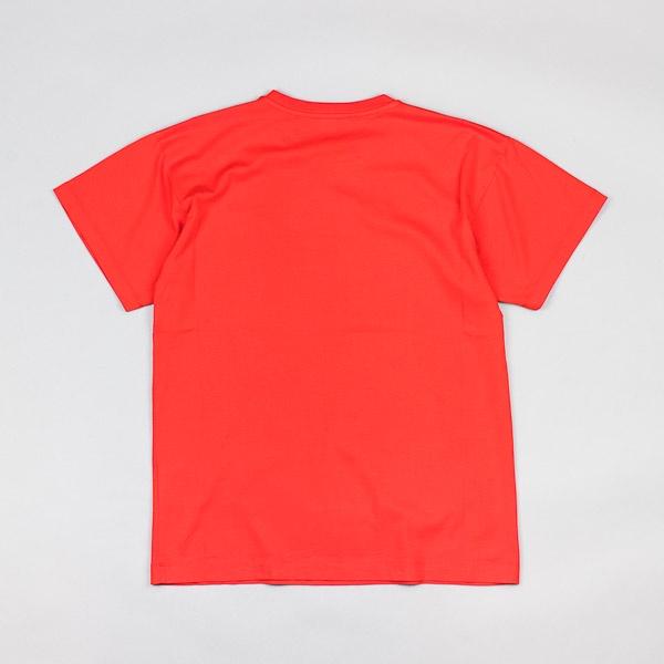 PACCBET Rassvet Slogan Tshirt Red
