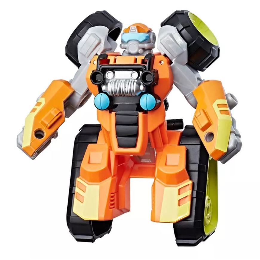 TRANSFORMERS RESCUE BOTS WEDGE THE CONSTRUCTION-BOT