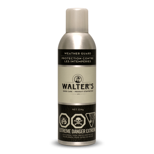 WALTER'S SHOE CARE - WEATHER GUARD