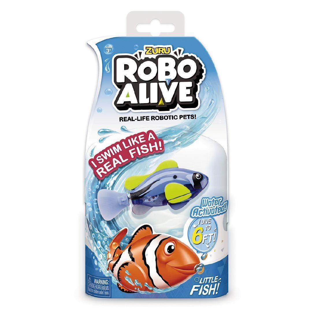 ZURU ROBO ALIVE LITTLE FISH