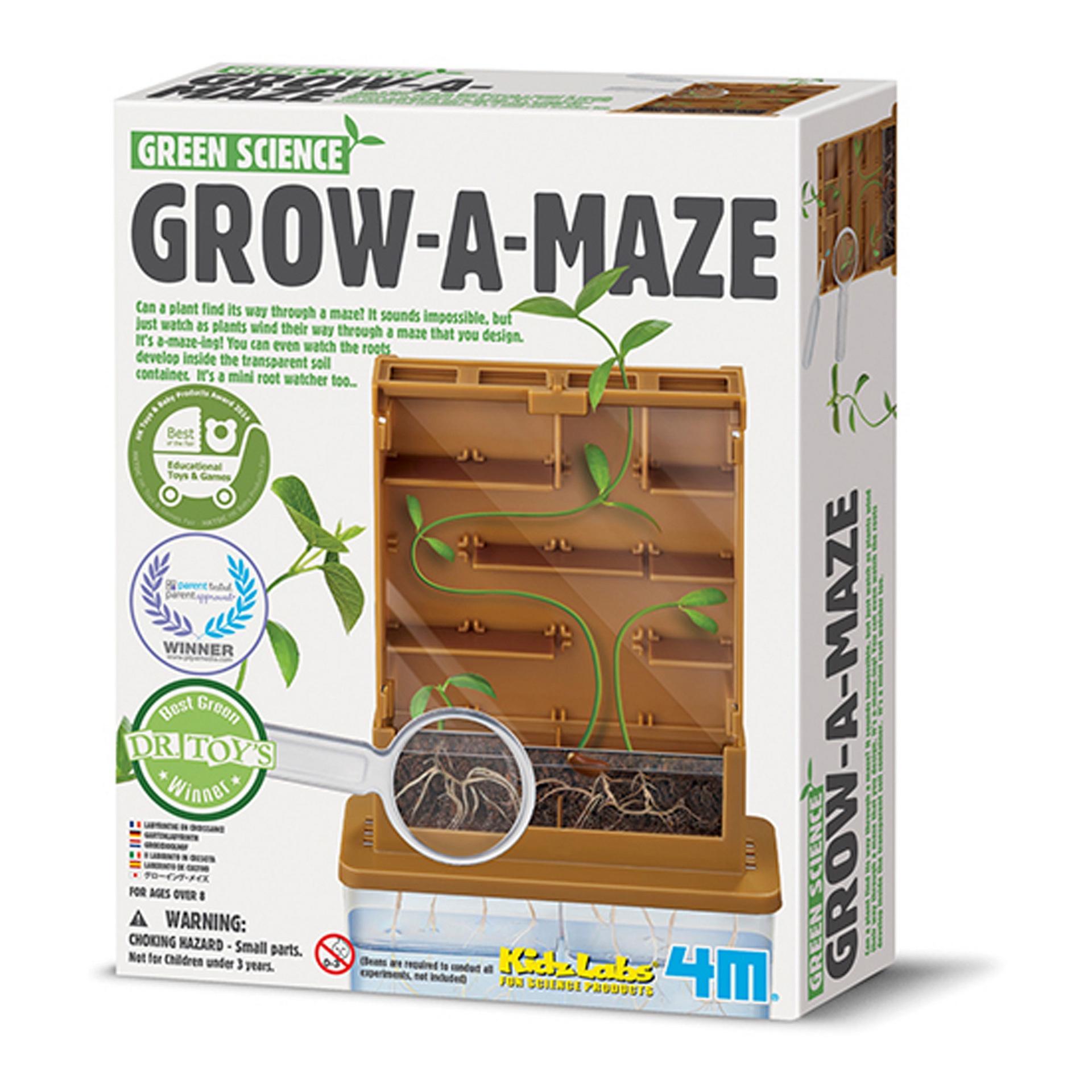 GREEN SCIENCE GROW A MAZE