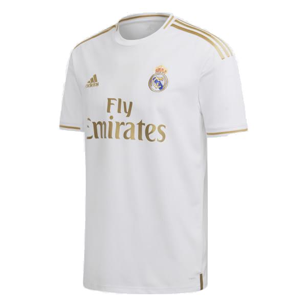 adidas Real Madrid CF 19-20 Jr Home Jersey
