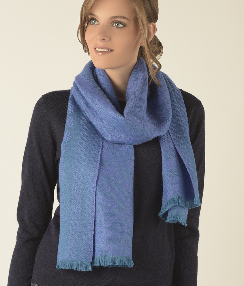 INTERWOVEN SCARF C002