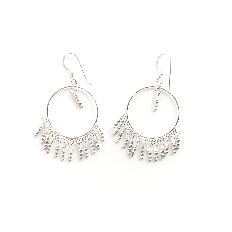 06062a35a70e1 Sterling Silver Boho Earrings